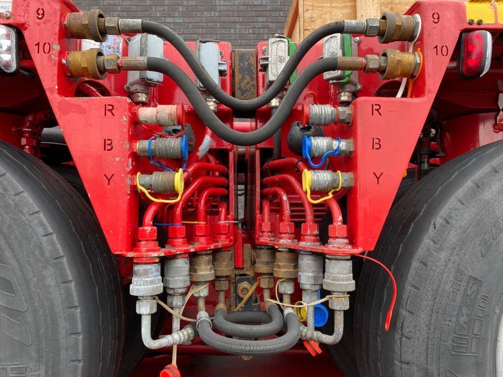 Goldhofer THP-ET 20 axle lines (20)